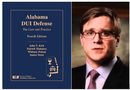 Alabama DUI Lawyer Whitney Polson